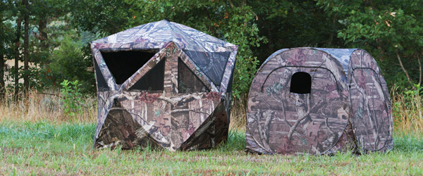 Hunting Blind Buying Guide Bowauthority