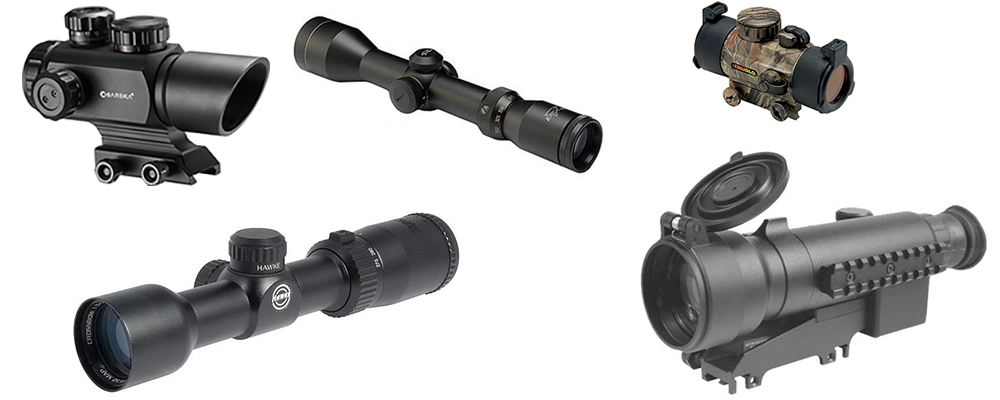 2019 Best Crossbow Scopes for Hunting & Archery