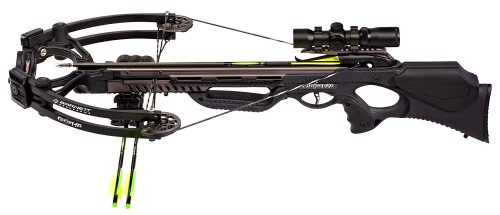 Barnett Ghost 410 CRT - Crossbow Review | BowAuthority